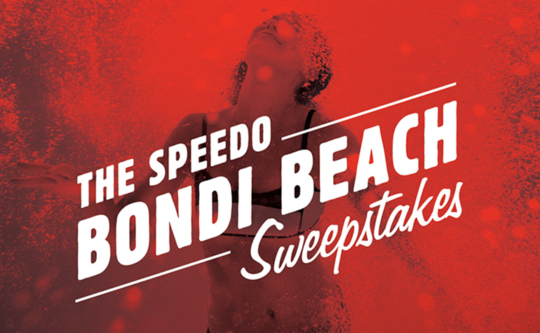 Speedo – Bondi Beach Sweepstakes