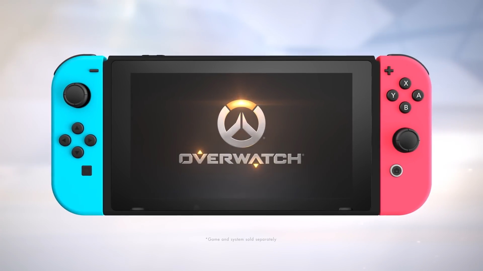 Overwatch _ Nintendo Switch Announcement